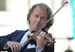 ANDRE RIEU CONCERT PREVIEW