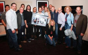 NIELSEN HONORS FOO FIGHTERS WITH TWO AWARDS