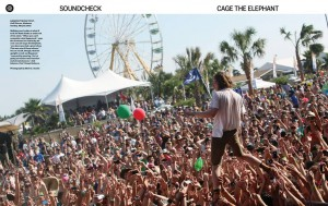 HANGOUT FEST IN SPIN MAGAZINE