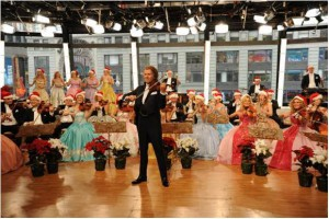 André Rieu and his Johann Strauss Orchestra to Appear on Good Morning America on December 6