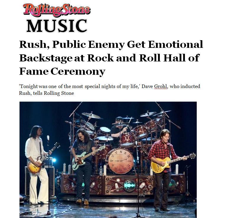 rush public enemy get emotional backstage at rock and roll hall of fame ceremony scoop marketing. Black Bedroom Furniture Sets. Home Design Ideas