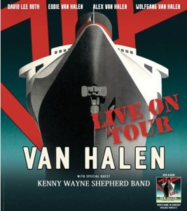 VAN HALEN TO TOUR NORTH AMERICA SUMMER/FALL 2015