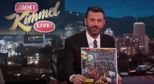 "Slightly Stoopid Performs ""The Prophet"" on Jimmy Kimmel Live"