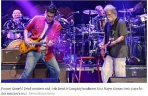 "Rollingstone: Dead & Company on Summer Tour: ""You Couldn't Turn Back on This Music"""