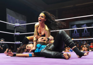 WOW – WOMEN OF WRESTLING RETURNS TO  L.A. ON SEPTEMBER 29 AT THE BELASCO THEATER