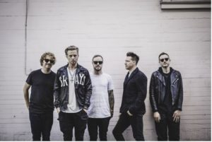 OneRepublic Tour Coming to the Forum on August 31
