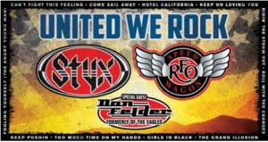 Styx, REO Speedwagon, and Don Felder Set to Launch U.S. Summer Tour