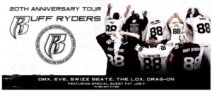 RUFF RYDERS 20TH ANNIVERSARY TOUR COMING TO THE FORUM SEPT 28