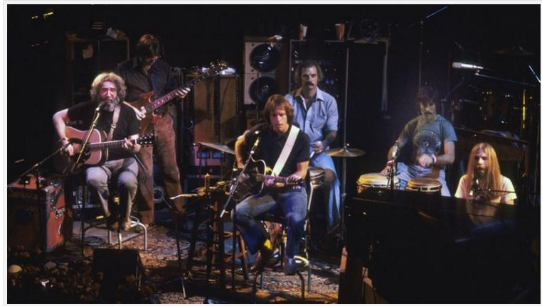 Rolling Stone- Grateful Dead Movie Meet- Up to Screen Unreleased 1989 D.C. Concert