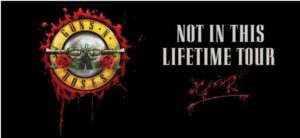Guns N' Roses' Not In This Lifetime Tour to Stop at the Forum on November 25