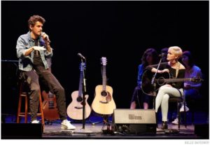 Boston Globe: At Berklee, ex-student John Mayer turns professor
