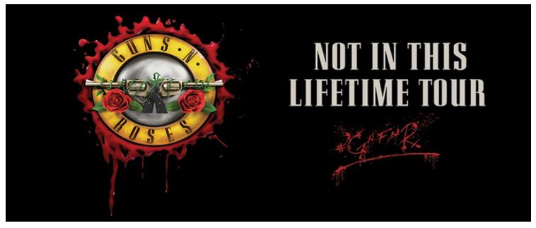 Guns N' Roses New Date Added at the Forum November 29