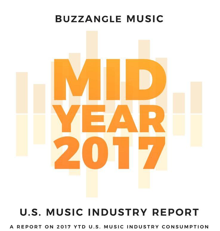 BuzzAngle Music U.S. 2017 YTD Music Report