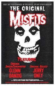 The Original Misfits Reunite at the 'Fabulous' Forum December 30