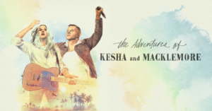 Kesha and Macklemore Will Conquer 2018 with 'The Adventures of Kesha and Macklemore' Tour Coming to the Forum on June 8