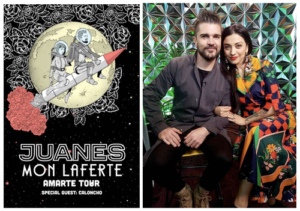"Global Latin Superstar Juanes to Launch 2018 North American ""Amarte Tour"" Coming to the Forum on May 12"