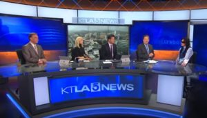 KTLA 5: Tommy Wiseau Spills on THAT Golden Globes Moment with James Franco