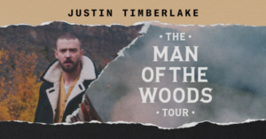 Justin Timberlake Adds Ten New Dates to The Man Of The Woods Tour – New Date Added at the Forum on April 29
