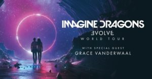 Imagine Dragons Announce Summer Dates for the Evolve Tour Coming to the Forum on July 21
