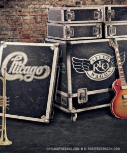 Chicago & REO Speedwagon Announce Co-Headline North American Summer Tour Coming to the Forum on June 15