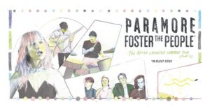 Paramore Announce 2018 North American Tour with Foster The People Coming to the Forum on July 18