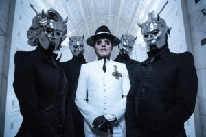 Ghost to Perform at the Forum November 16