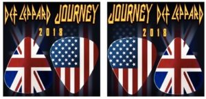 Def Leppard & Journey Add Second Show at the Forum on October 7