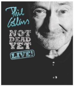 Phil Collins Not Dead Yet, Live! Tour Coming to the Forum October 28