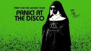 Panic! At The Disco's Pray for the Wicked Tour Coming to the Forum February 15