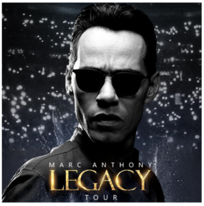 "Mark Anthony Announces New ""Legacy Tour"" Coming to The 'Fabulous' Forum December 2"