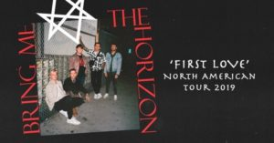 Bring Me The Horizon Announces 'First Love' North American Tour Coming to the Forum February 13