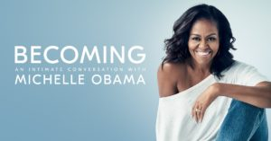Becoming: An Intimate Conversation with Michelle Obama Coming to the Forum November 15