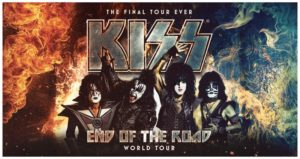KISS Final Tour Coming to the Forum February 16