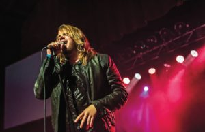 PARADE: Caleb Johnson Celebrates the Season With the Trans-Siberian Orchestra