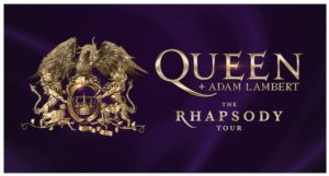 Queen & Adam Lambert 'Rhapsody' Tour Coming to the Forum July 19