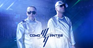 Wisin & Yandel Announce U.S. 'Como Antes Tour 2019' Coming to the Forum May 25