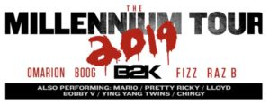 "Multiplatinum R&B Group B2K Reunites on ""The Millennium Tour"" Coming to the Forum April 13"