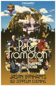 Peter Frampton Finale—The Farewell Tour Coming to the Forum October 5