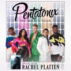 Pentatonix World Tour Coming to the Forum May 16