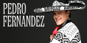 Pedro Fernández Coming to the Forum May 18