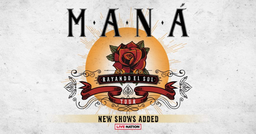 Man 225 S Rayando El Sol Tour Date Added At The Forum