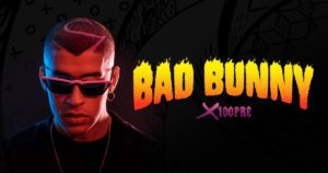 Bad Bunny Returns to the Forum November 17