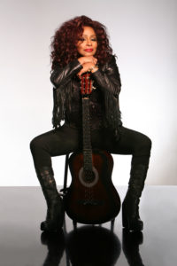 ICM PARTNERS SIGNS CHAKA KHAN FOR WORLDWIDE REPRESENTATION