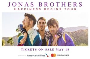 Jonas Brothers 'Happiness Begins Tour' Coming to the Forum December 14