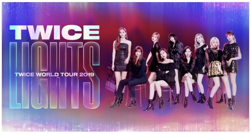 Twice Announces First Ever U S  Tour Dates: Coming to the