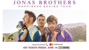 Jonas Brothers 'Happiness Begins Tour' Date Added at the Forum December 15