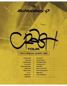 ScHoolboy Q 'CrasH Tour' Coming to the Forum December 4