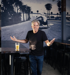 BILLBOARD Spotlight: Former Music Exec Scott Francis Got Into the Beer Biz and Turned Santa Monica Brew Works Into a Word-of-Mouth Success