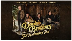 The Doobie Brothers 50th Anniversary Tour Coming to the Forum September 18