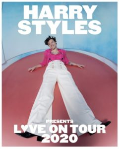 Harry Styles 'Love On Tour' Coming to the Forum September 2 & 3